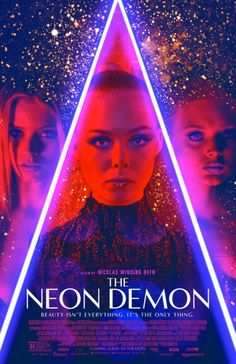 The neon demon movie clip. See more about the neon demon, elle fanning and demons. The Neon Demon, Best Movie Posters, Cinema Posters, Elle Fanning, Jena Malone, Neon Poster, Movies To Watch, Good Movies, Bon Film