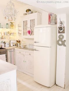 Gorenje Retro Fridge | The Villa on Mount Pleasant