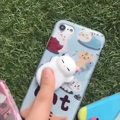 Cool Phone Cases 590956782342437261 - Anti-stress Toy Cute Animal Vent Ball Source by Paarzy Cute Phone Cases, Diy Phone Case, Iphone Phone Cases, Iphone 11, Unlock Iphone, Balle Anti Stress, Accessoires Iphone, Diy Gifts For Friends, Friends Mom