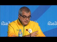 IOC holds regular news conference in Rio