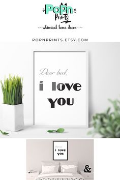 Best Garden Decorations Tips and Tricks You Need to Know - Modern Fun Prints, Wall Art Prints, Minimalist Bed, Contemporary Bedroom, Modern Bedroom, Quirky Home Decor, Nordic Art, Typography Prints, Decorative Throw Pillows