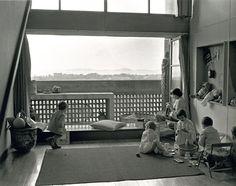 Unité d'Habitation a Marseille (Cité radieuse Marseille); Le Corbusier; 1947 - 1952