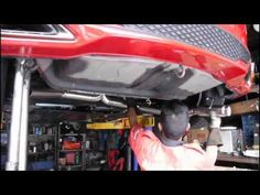 http://www.strictlyforeign.biz/default.asp HONDA CIVIC TYPE R headers install, exhaust fab and DYNO-tuning @ AUTOPL...