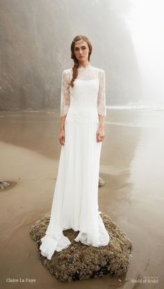 Claire La Faye 2015 Wedding Dresses