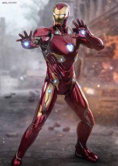 Marvel Art, Marvel Heroes, Marvel Comics, Iron Man Photos, Hot Toys Iron Man, Iron Man Art, Foto Top, Justice League, Iron Man Avengers