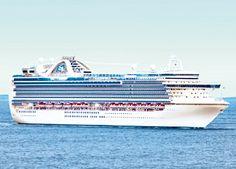 Crucero de Princesa De rubíes
