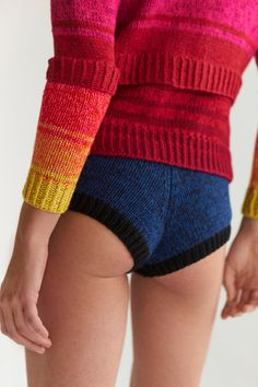 Made with cashmere, the perfect pop of color to be worn on its own or perfectly paired with a blouse underneath FINAL SALE Sweater Weather, Pullover Outfit, Pullover Pullover, Spencer, Knit Picks, Knit Fashion, Lana, Color Pop, Colour