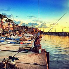 Saida, Lebanon صيدا، لبنان By @alijoumaa www.magicalarabia.com