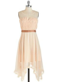 Rosette Yourself Apart Dress. Stunningly clad in this dusty-rose frock from Ryu, your swoon-worthy style stands out in any crowd. Vestidos Vintage Retro, Retro Vintage Dresses, Cute Dresses, Short Dresses, Cute Outfits, Mod Dress, Wedding Dress Styles, Spring Dresses, Dress Me Up