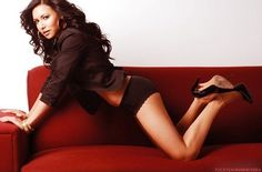 #NayaRivera , #Santana, #Glee aesthetically-appealing