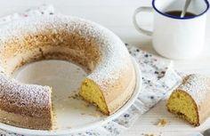 Torta de harina de maíz y aceite de oliva >>>> http://www.srecepty.es/torta-de-harina-de-maiz-y-aceite-de-oliva
