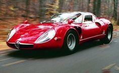 1968 Alfa Romeo 33/3 Stradale