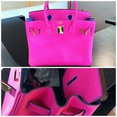 celine luggage bag replica - Prada Saffiano Lux Small Tote Bag BN1801 in Hot Pink #handbag ...