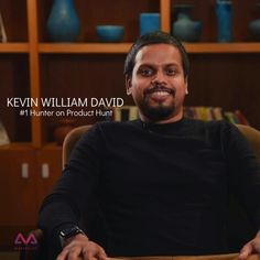 . K N O W  Y O U R  E X P E R T : . . KEVIN WILLIAM DAVID Top Product Hunter COURSE: How to be a Power Networker in 30 Days . . The #1 Hunter on Product Hunt, Kevin is the Director of Community at AngelList which is a platform for start-ups to raise money online, recruit employees, and apply for funding. He has helped more than 2000 start-ups around the world launch on Product Hunt for free. . . He is a leader with deep understanding of the business and cares about the journey. He is well… Hunter Course, Raise Money, 30 Day, David, Journey, Platform, How To Apply, Community, Deep