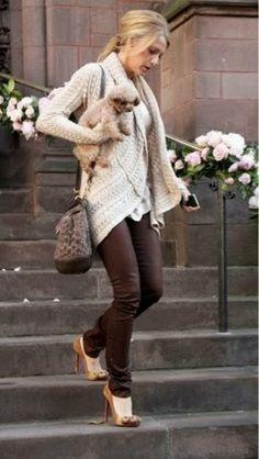 Social Wardrobe: Blake Lively Street Style