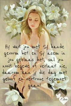 Good Morning Inspirational Quotes, Inspirational Quotes Pictures, Bible Quotes, Qoutes, Afrikaanse Quotes, Goeie More, Bible Love, School Worksheets, Special Quotes