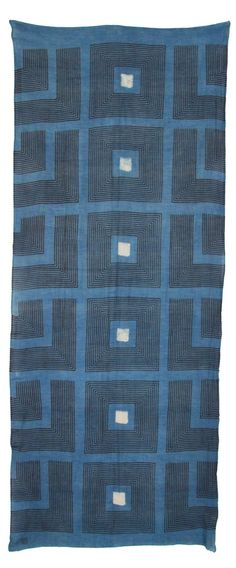 TAOS scarf by Block Shop Textiles