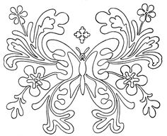 Braiding Design for Cushion, Hartford Courant, 1917