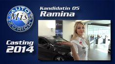 Miss Auto Zürich 2014 - 05 Ramina - Die Kandidatinnen nach dem Casting im Interview! Misswahl auf der Auto Zürich Car Show.  Mehr Infos: http://motorsandgirls.com/2014/10/13/miss-auto-zurich-2014-alle-girls-im-interview/