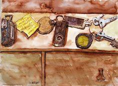 EDM #37 Draw Some Keys