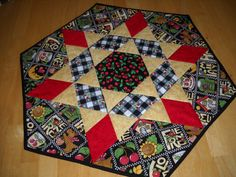 Quilted Mary Engelbreit @ etsy.com