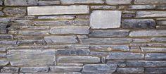 slate garden wall - Google Search