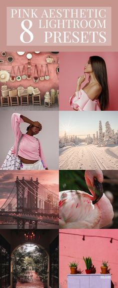 #lightroompresets #lightroom #photoediting #photooftheday #photography #photographytips #lrtemplate #xmp #dng #aesthetic #aestheticpresets #pinkpresets #pinkpreset #pfg #pinkfeed #pinkfeedgoals #pinkfeedgoalspresets #pfgpresets #instagram #instagramtheme #blogger #blogging #bloggerlife #modern #aesthetic #productphoto #productphotos #productbranding #branding #productpresets #marketing #lightroomfilter #pinkfilter #instagramfilter #photofilter #photographyfilter #filter #bestpresets #goodpresets Photography Filters, Photography Tips, Pink Filter, Feed Goals, Light Images, Pink Tone, Pink Aesthetic, Lightroom Presets, Photo Editing