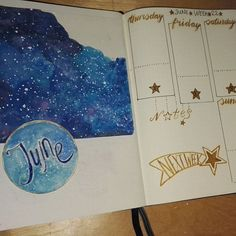#bulletjournal #bujo #june