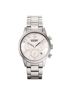 LADIES' WATCH: KH70B1-B06  A simple and elegant watch adorned with feminine rhinestones.  ¥33,600