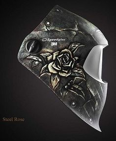 """3M™ Speedglas™ 100 Graphic Welding Helmets - """"Womens Welders' Collection"""""""