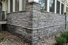 Walls Columns and Pillars - From front entrances to skirts along buildings columns, pillars, and accent walls add value to your home or cottage. Building Columns, Front Entrances, Accent Walls, Buildings, Cottage, Skirts, Home, Cottages, Skirt