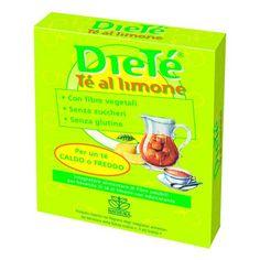 DIETE' Bibita The Limone senza zucchero 10 buste