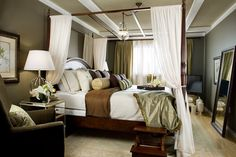 jane lockhart interior design - Bedroom decorating ideas, Interior design and hest of drawers on ...