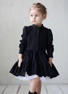 Kids glamour #BlackKidsFashion