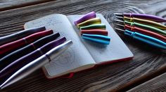 Stylos COLOR Fountain Ink Pen - the ultimate gift