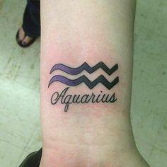 Best Aquarius tattoos