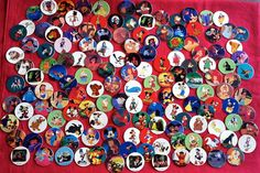 146 Disney POGS all different   free shipping by WildGooseChase, $40.00