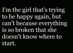This is literally me. I don't want to give up but I also hate feeling weak