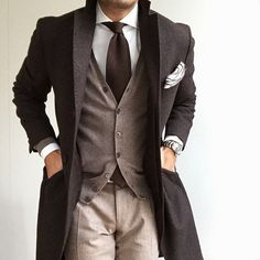 Layering for the gents
