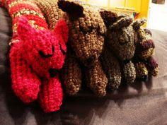 """crochetted  Veltto by blogger """"haaveilua ja villalankaa"""""""