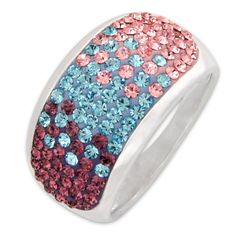 Pastel Bling Ring. Want it