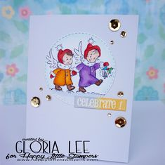 Gloria's craft room: Happy Little Stampers December sketch challenge!