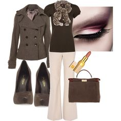Pretty and Professional! / Sewet, created by Azulabril on Polyvore