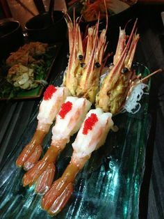 Japanese food...OMG! Yummmy!