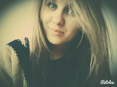 Naciural biuti ^^ Pffff hihi I'm just kidding. Normal girl in crazy world !