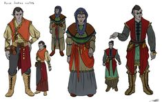 Morrowind - Sadras designs by Lostowls on DeviantArt Fantasy Character Design, Character Inspiration, Character Art, Elder Scrolls Morrowind, Elder Scrolls Games, Jedi Costume, Dark Elf, Fantasy Armor, Drawing Clothes