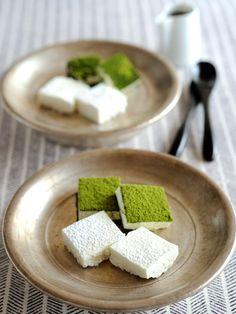 【ELLE a table】焼きヨーグルトの和風デザートレシピ|エル・オンライン