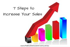 7 Steps to Increase Your Sales