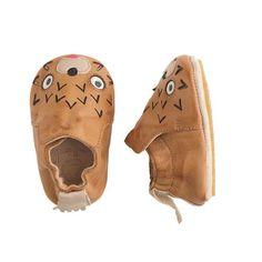 J.Crew - Baby Easy Peasy® blublu leather booties