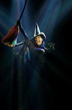 Marcie Dodd.  I am honored to call this very talented actress and singer a friend.  She is a freaking rock star, and she is missed in the world of Wicked very much.